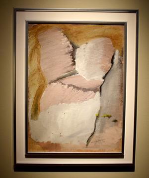 """Komposition"" (1957)."