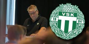 Thomas Wallin, vice ordförande i VSK Bandy.
