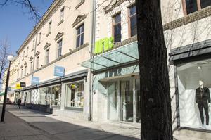 In-Gallerian har drabbats av många butiksstängningar. Men Clas Ohlson uppger att deras butik ska finnas kvar i huset.