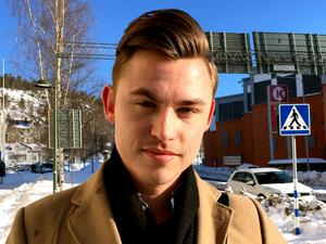 Anton Östlund, 27 år, säljare, Sundsvall
