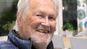 Bo Tegenborg har avlidit. Foto: Bengt Wennås