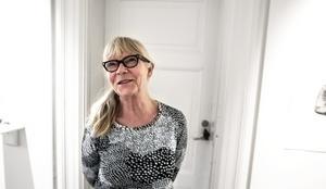 Annika Persson har varit verksam konstnär i femtio år.