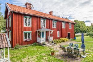 Denna villa i Smedjebackens kommun knep bronspengen på Klicktoppen med 5 676 klick. Foto: Carina Heed