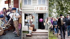 Jamtli, ett klassiskt besöksmål i Östersund. Här finns förutom det populära Historieland även Sveriges första nationalmuseum utanför stockholm. Just nu med en fantastisk utställning med 1700-tals konst från Europa.