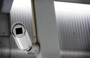 Bräcke folkets hus får tillstånd att sätta upp tre övervakningskameror.