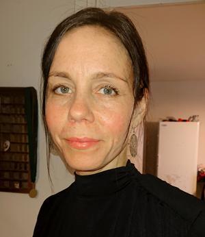 Jenny Tistell hör hemma i Örebro, och har en bakgrund som kurator. Foto: Privat