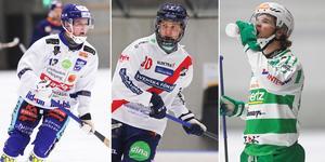 Sune Gustafsson, Ted Hedell och Rasmus Sjöström. Bild: Jonna Igeland/Andreas Tagg