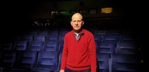 Peter Taberman har plockat ihop vårens program tillsammans med Linus Johansson och Eduardo Morris. Taberman visar