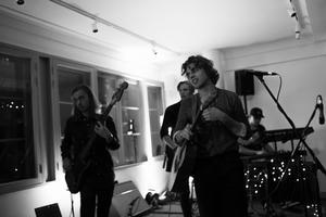 Bandet. Foto: Privat