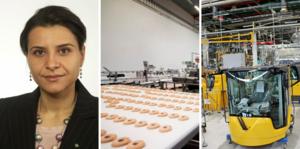Delibake i Örebro och Volvo i Hallsberg är två exempel på företag som är beroende av export. En öppen ekonomi är det bästa vaccinet mot arbetslöshet, skriver Abir Al-Sahlani.