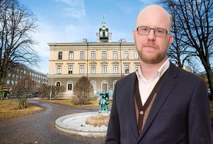 Rådhusets framtid kommer inte att avgöras under denna mandatperiod. Bild: Annakarin Björnström