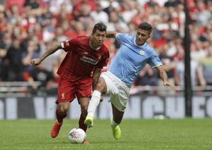 ... Före megamatchen mellan PL-ettan Liverpool och tvåan Manchester City på söndag.