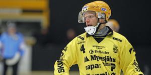 Patrik Johansson. Bild: Rasmus Ellvin