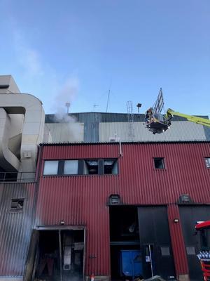 Foto: Bergslagens räddningstjänst