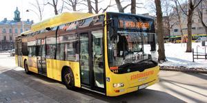 Arkivbild: Buss.