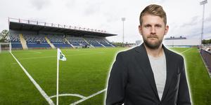 LT-sportens reporter Andreas Hanson skriver att Södertäljefotbollen behöver väckas till liv, och att staden behöver enas kring ett lag. Foto: Bildbyrån/Mittmedia
