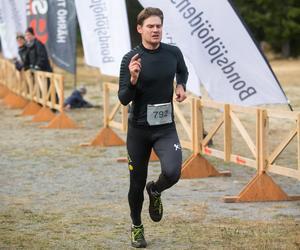 Johan Bäckman från Bagheera Fjällmaraton Sälen kunde defilera hem segern i herrklassen.