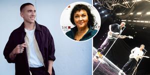 Fredag 7 februari kommer Danny Saucedo till Örnsköldsvik med föreställningen