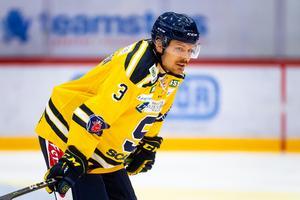 Marcus Oskarssons kontrakt rivs med SSK. Foto: Pär Olert (Bildybrån).