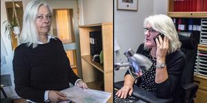 Blanketter, inmatning av koder manuellt och frågor på telefon. Lönesystemet HR-plus har betytt mer arbete motsvarande fem heltidstjänster om året.