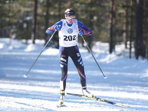 Frida Karlssons säsong har varit mycket framgångsrik. Den här veckan tävlar hon mot Charlotta Kalla och övriga seniorer i SM i Skellefteå.
