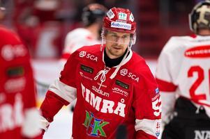 33-årige Salmonsson. Är han sugen på allsvenskan? Foto: Pär Olert.