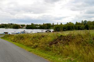 Här vill Hultqvist fastigheter bygga bostadsrätter.