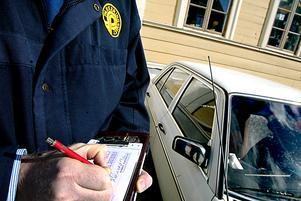 Lauri fick en p-bot, trots att hans bil aldrig varit i Sundsvall.