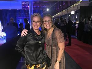 Erika Larsson, Eva Ljung                                                – Vi har kommit från Arboga, från ett företag som heter Telliq och som är ett IT-företag.