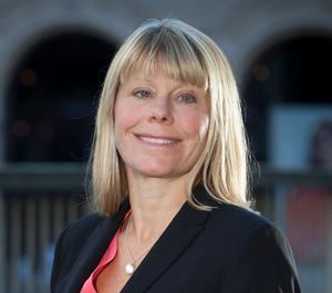 Karin Lexén, talesperson på Naturskyddsföreningen.