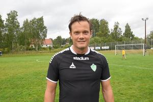 Jon Persson tippar vinst till Brage i mötet mot Varberg på måndag.