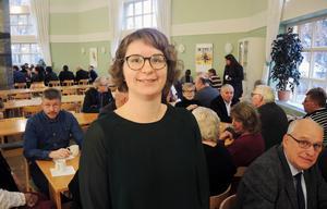 Landstingsråd Elin Norén (S) har det politiska ansvaret för hälso- och sjukvården i länet.