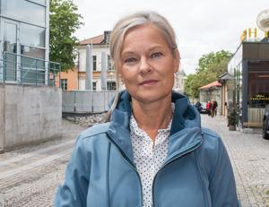 Lena Bergquist, projektledare och metodutvecklare för Arvsfondsprojektet