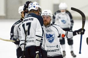Lagkaptenen Jesper Nywertz fortsätter i IFK Rättvik.