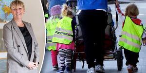 Antalet dagbarnvårdare i kommunen har minskat successivt, och nu försvinner den sista, säger verksamhetschef Ann Lindgren.