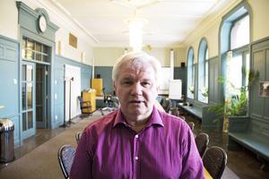 Näringslivschefen i Söderhamn, Jan Brandberg, ser positiva tider framför sig när det gäller företagandet i kommunen.