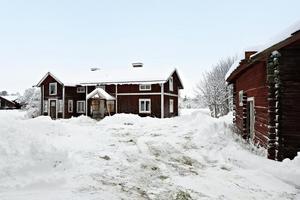 Den äldre gårdsfastigheten