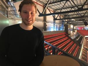 Lukas Zetterberg är klar för Brynäs.