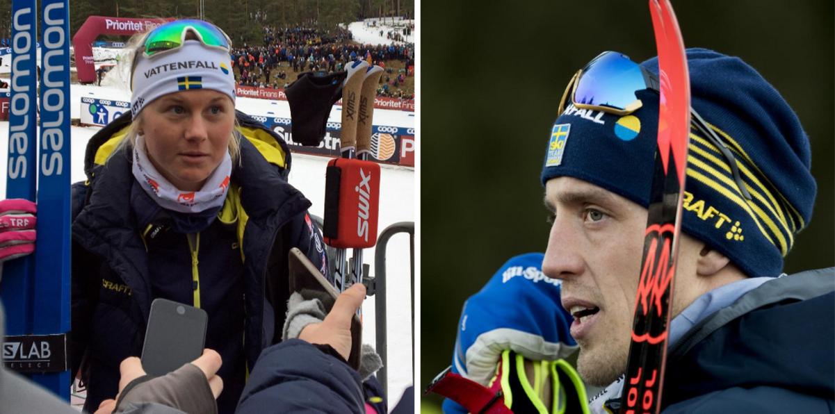 Sverige skickar hem längdåkarna – Halfvarsson och Dahlqvist missar världscupen i Quebec