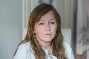 """""""Det var en jättejobbig rättegång"""", säger Camilla Dannö om förhandlingarna i Södertörns tingsrätt för ett år sedan."""