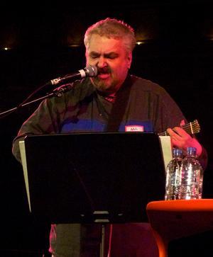 Daniel Johnston 2012. Foto: Paul Hudson