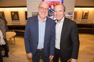 Kjell Hasslert och Anders Lago.