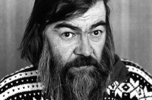 Poeten Pentti Saarikoski (1937–1983) bodde sina sista år på Tjörn i Bohuslän.