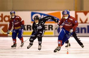 Hans Åström avslutade karriären i Edsbyn, som han även representerade under åren 1989–1993. Foto: Sören Andersson / Scanpix