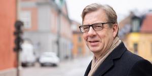 """""""Min erfarenhet från offentlig verksamhet och näringslivet, i Sverige och internationellt, hoppas jag ska bidra till att utveckla verksamheten"""", säger Tomas Karlsson om sitt nya uppdrag som kommundirektör i Arboga. Foto: Pressbild."""
