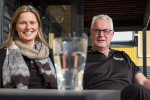 Maria Laaksonen Samuelsson och Per Samuelsson driver Water Processing.