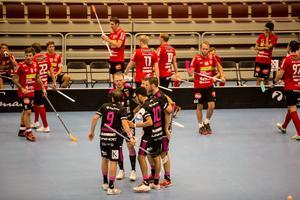 IBF Falun besegrade Storvreta med 5–3 i cupfinalen.