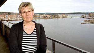 Nina Fållbäck Svensson, chef för specialistvården i Region Västernorrland.