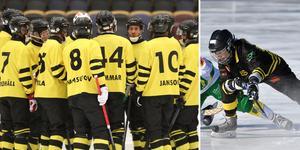 Varken AIK:s herrar eller damer får spela sina planerade hemmapremiärer framöver. De måste flyttas fram på grund av isbrist. Bild: Martin Löf Nyqvist / TT