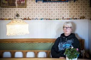 Lena Gerling är hemma igen efter hjärtklaffsoperationen.